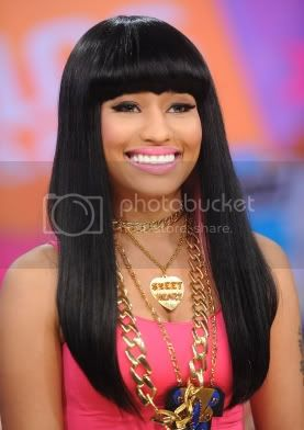 hello my name is nicki minaj Pictures, Images and Photos