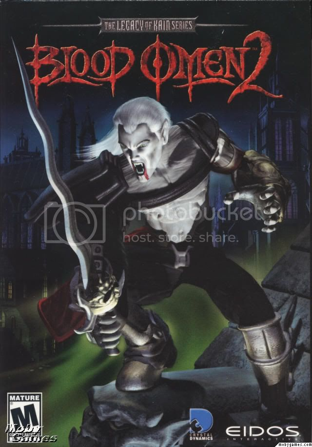 Blood Omen 2 - Mediafire
